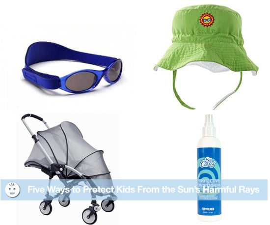 Sun Protection For Kids