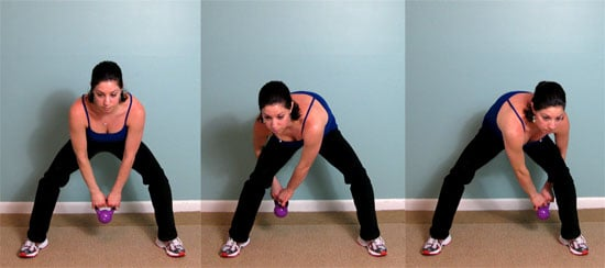 How to Strengthen Core Using a Kettlebell
