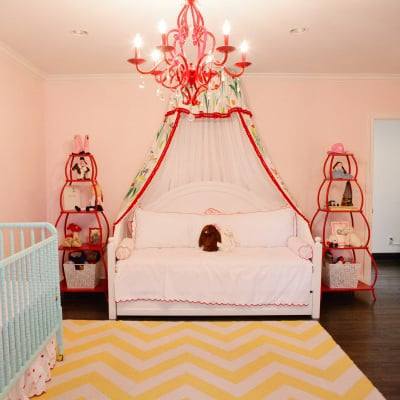 Whimsical Girl's Nursery