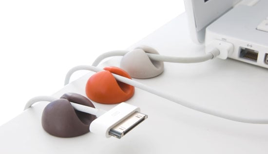 Bluelounge Introduces CableDrop Organizers to Keep Your Cables in Their Place