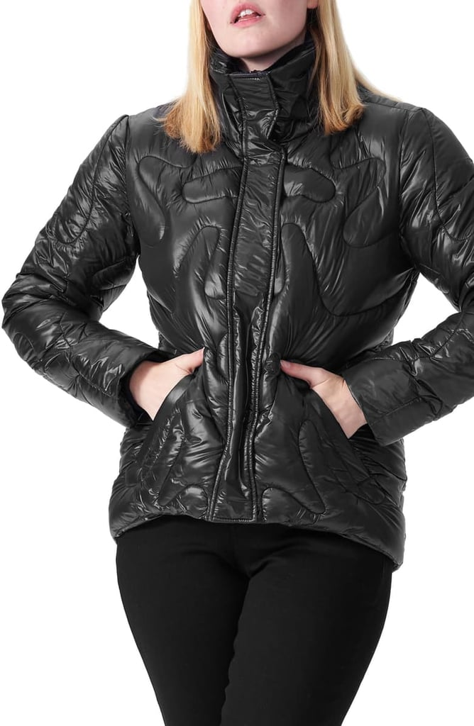 Universal Standard Josie Short Water Resistant Puffer Jacket