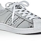 Adidas Superstar Metallic Lace Up Sneakers
