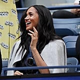 Meghan Markle Supporting Serena Williams US Open Sept. 2019