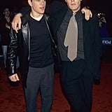 Matt Damon and Ben Affleck, 1997