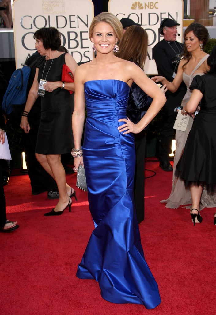 Jennifer Morrison, Oscar de la Renta