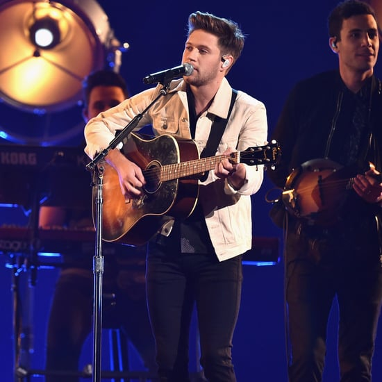 Niall Horan and Maren Morris Performance at 2017 CMA Awards