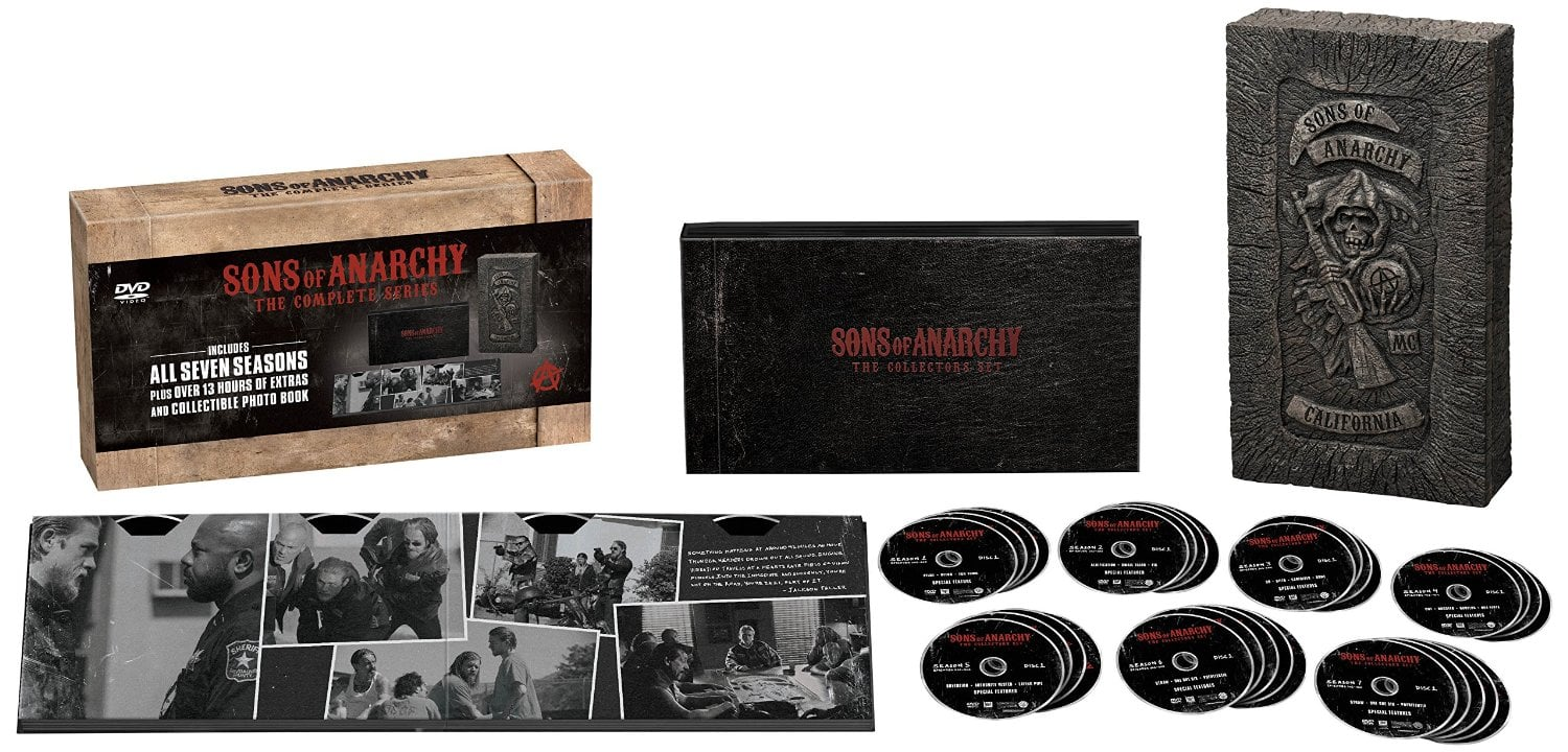 Sons Of Anarchy Box