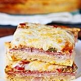 Italian Breakfast Casserole