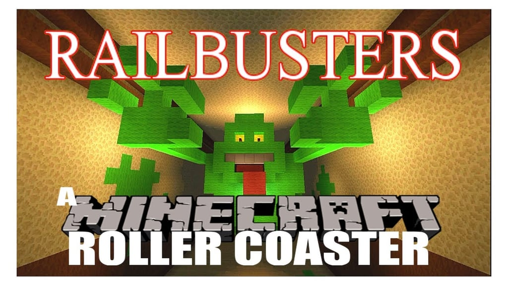 Minecraft x Ghostbusters