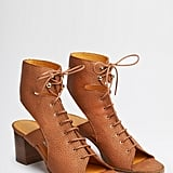 Miista Karlee Tan Stingray Sandals ($208)