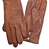 These luxe Club Monaco Nicole Leather Gloves ($99) will last you season after season.