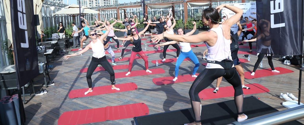 Les Mills Now Does Barre and Tone Classes, and Your Butt Is Gonna Thank You For It