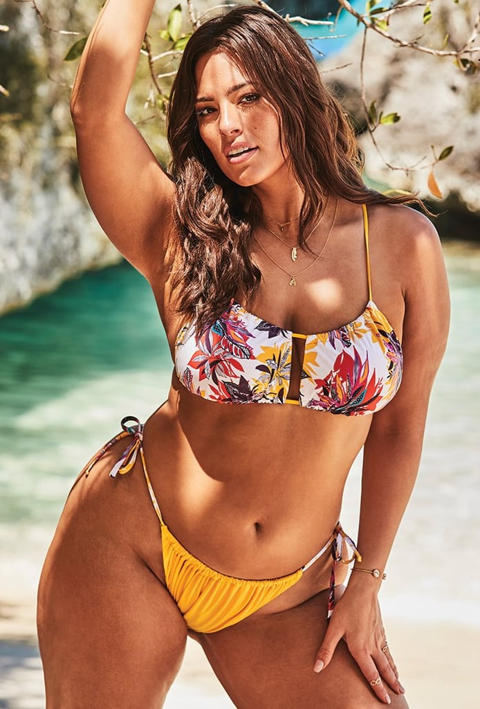 Ashley Graham x Swimsuits For All Whimsical String Bikini
