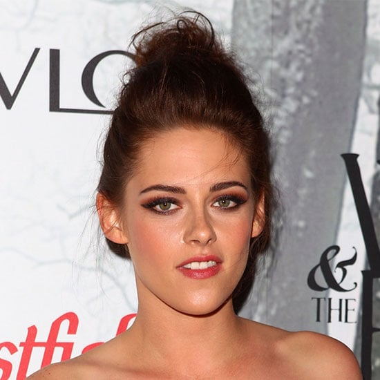 How To Get Kristen Stewart's Sydney Snow White Premiere Eye Makeup Look