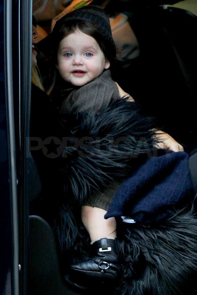 Skyler Berman smiled as he arrived with Rachel Zoe at their NYC hotel.