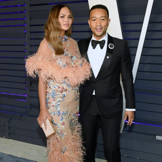 Chrissy Teigen Tweets About John Legend Interview Questions