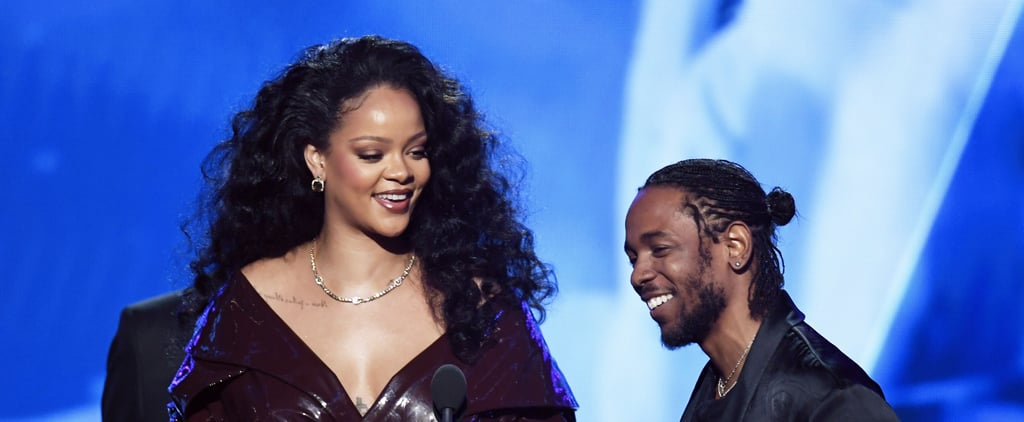 A Round of Applause For Rihanna's Fenty-ful Grammy Awards Beauty Look