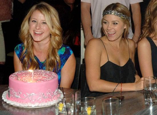 Photos of Lauren Conrad and Lo Bosworth at Lo's Birthday in Vegas