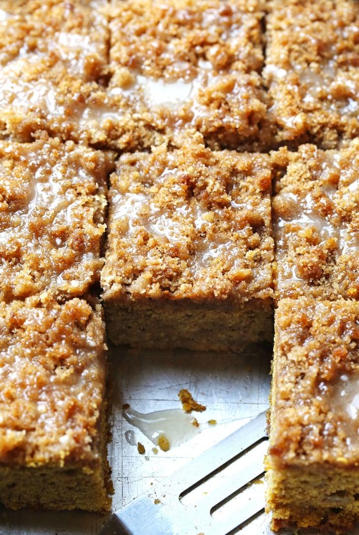 Maple Bacon Coffee Cake Recipe