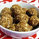 No Bake Peanut Butter Balls