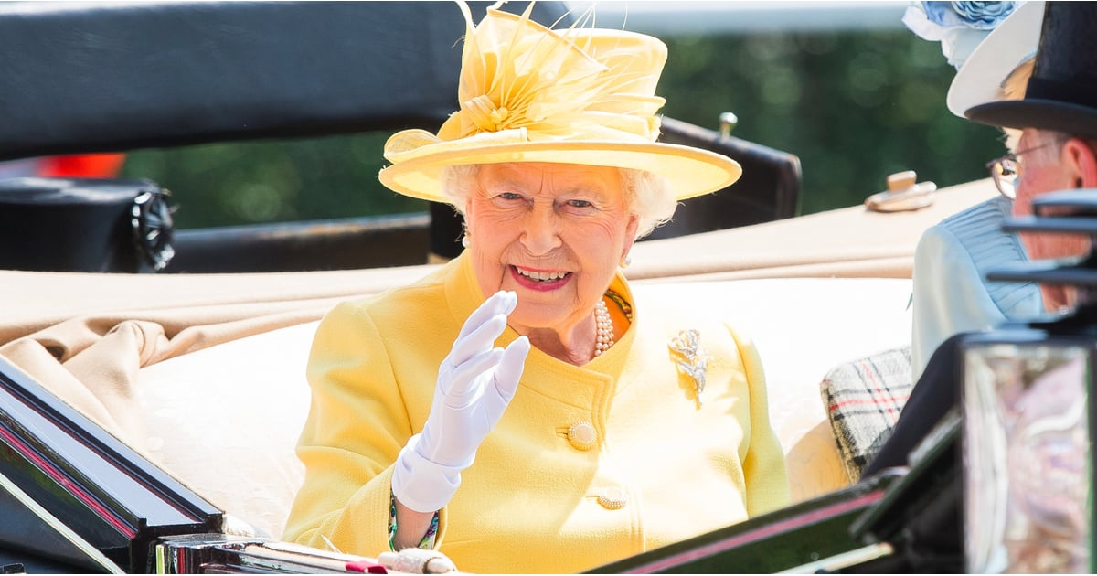 Queen Elizabeth Has Been Wearing the Same Nail Colour For 28 Years — and It's Only £8!