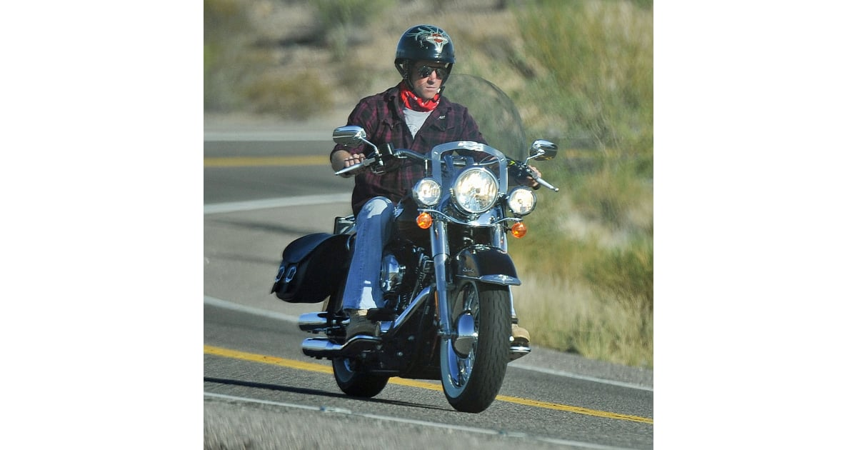 Prince Harry Riding Motorcycle & Partying in Vegas ...