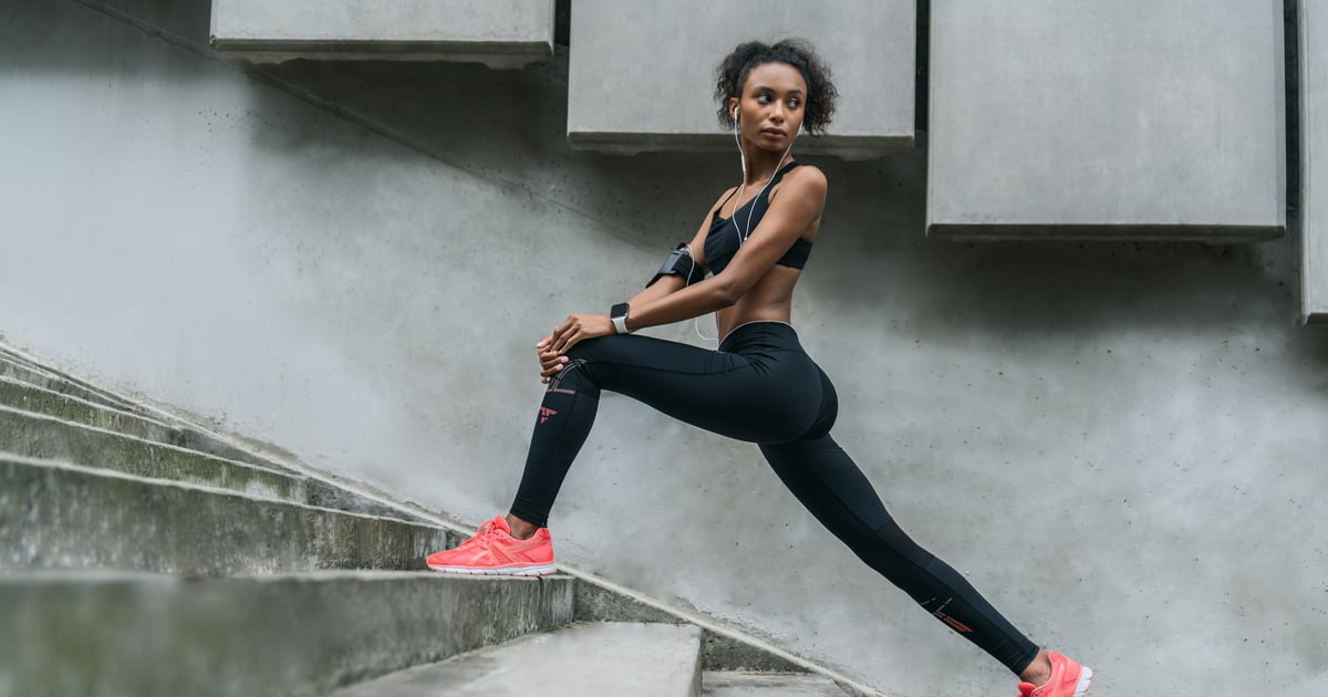 If You Have Knee Pain, Try a Physical Therapist's Low-Impact Core and Glute EMOM Workout