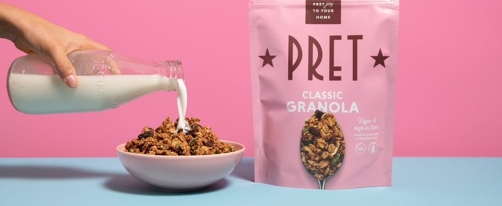 Pret a Manger Launches Bake-at-Home Croissants in Tesco