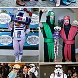 Halloween Mashup Costumes