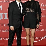Diane Kruger and Jason Wu
