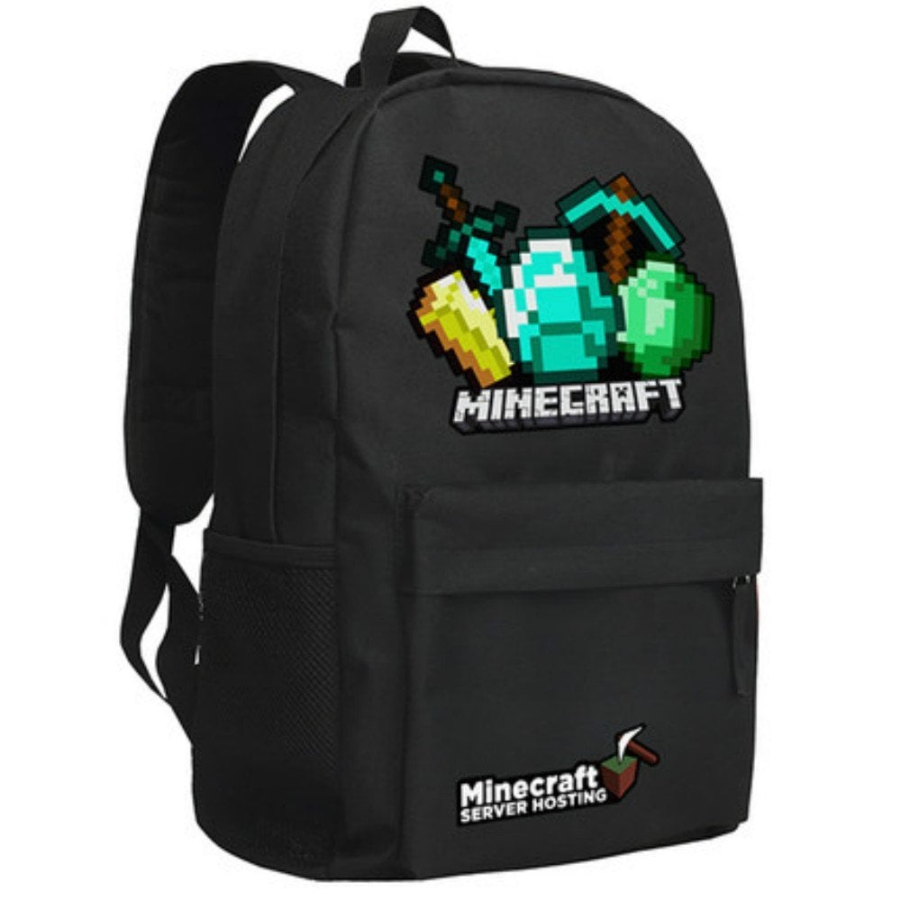 How To Craft Backpack Minecraft
