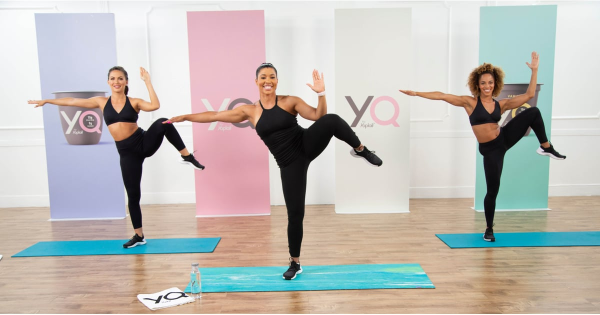 This 45-Minute Calorie-Burning Ab-Blast Is the Ultimate Flat-Belly Workout