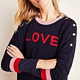 Sundry Love Button Sweater