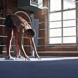 Michele Aboro in the Adidas by Stella McCartney Post-Mastectomy Sports Bra