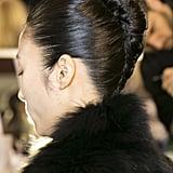 The Hair at Roland Mouret, Paris
