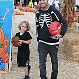 Pete Wentz and Bronx