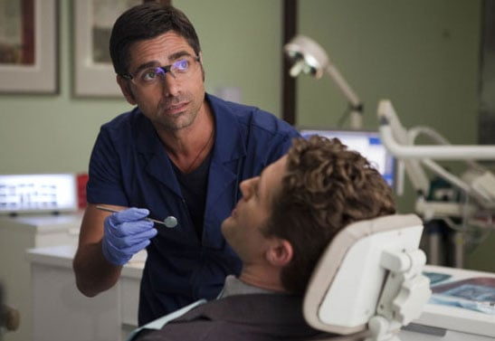 Glee Season Two Video with John Stamos as Dr. Carl