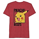 Pokémon Pikachu Graphic T-Shirt