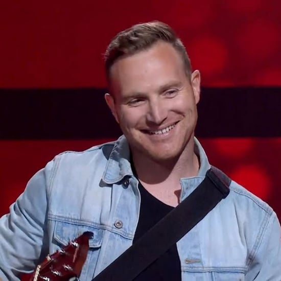 Andrew Loadsman The Voice Audition