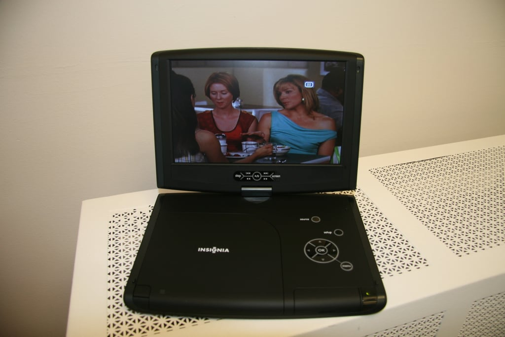 Insignia Portable DVD Player Reviewed