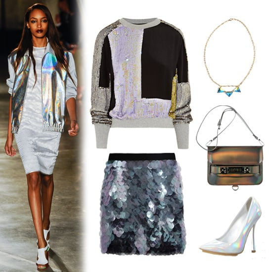 Hologram Clothes Runway Trend | Spring 2013