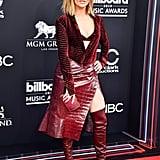 Jennifer Lopez at the Billboard Music Awards 2018