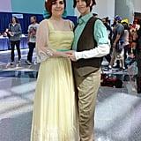 Anastasia and Dimitri — Anastasia