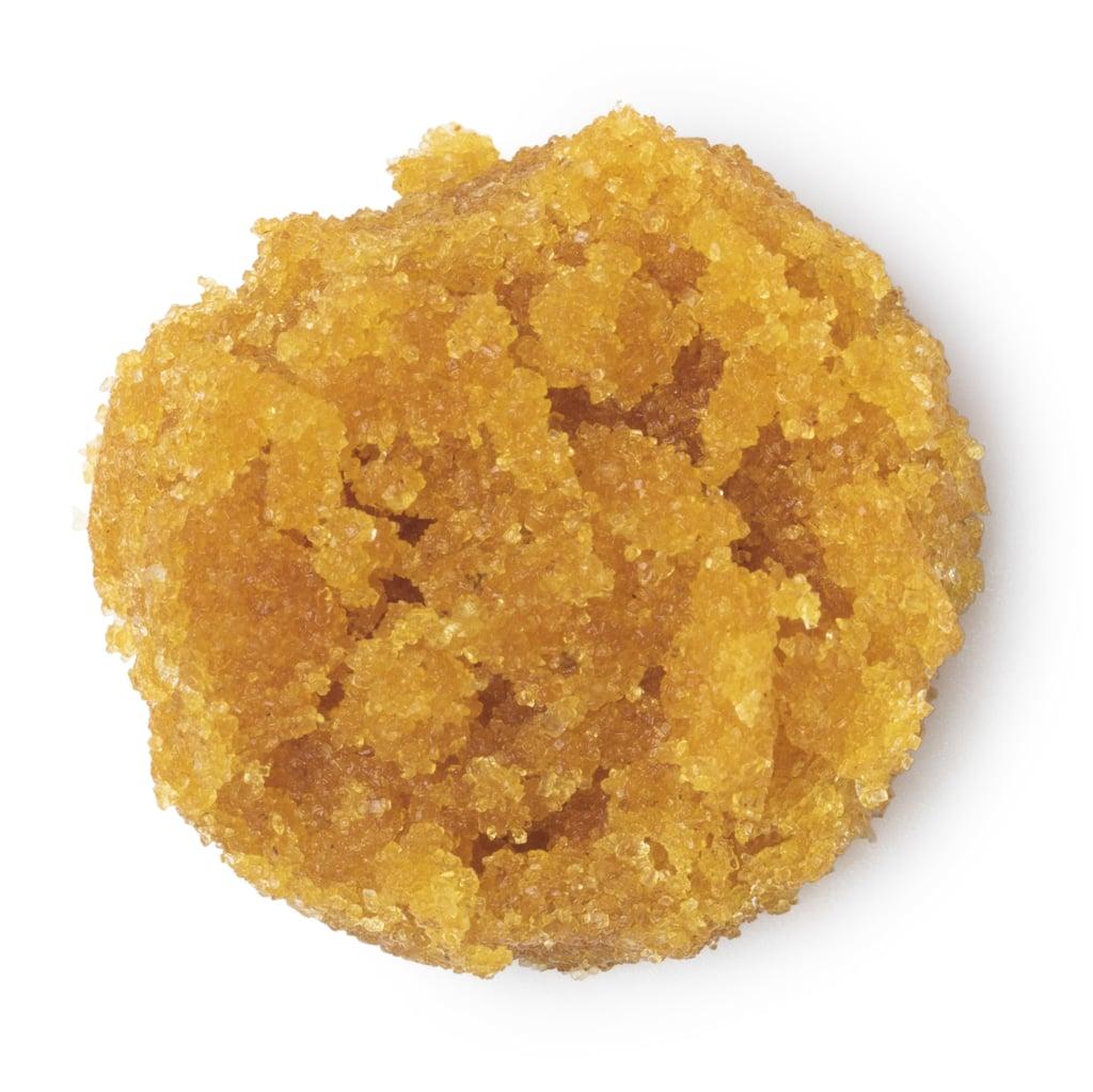 Lush Pumpkin Spice Lip Scrub