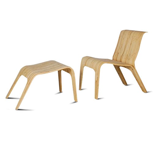 Love It or Hate It? Wal-Mart Bamboo Chair and Ottoman