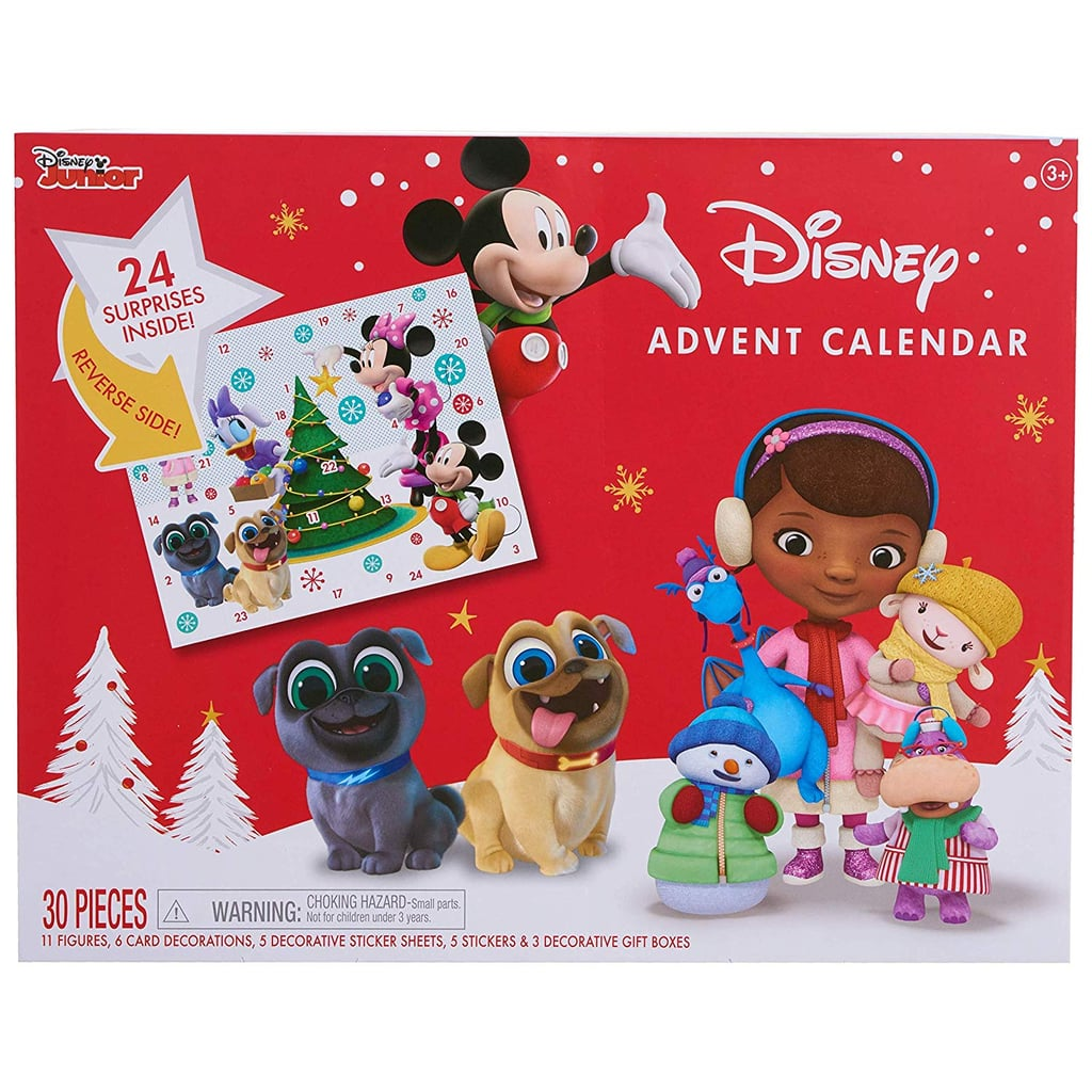 disney junior advent calendar disney and disney junior. Black Bedroom Furniture Sets. Home Design Ideas