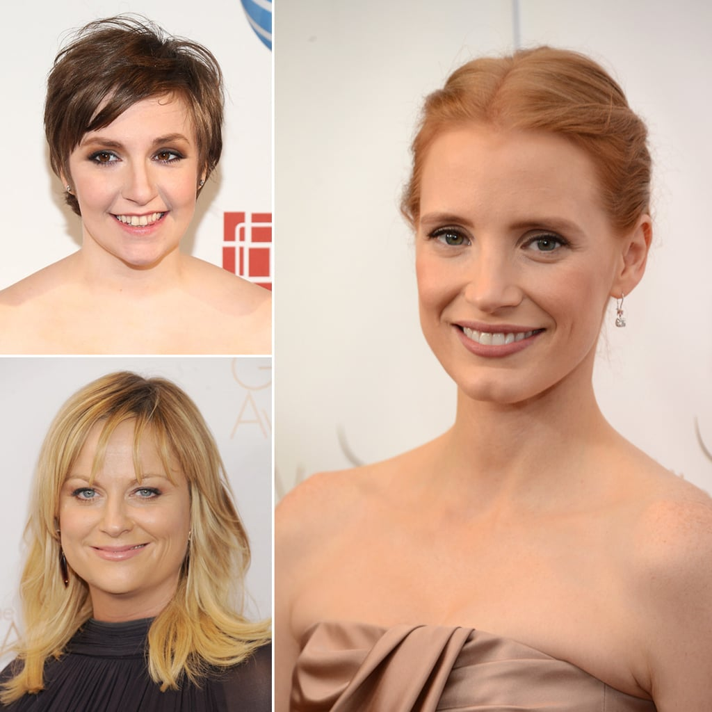 Celebrity Hair and Makeup | Writers Guild Awards 2013