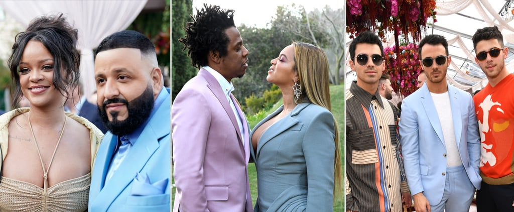 Celebrities at the 2020 Roc Nation Brunch | Pictures