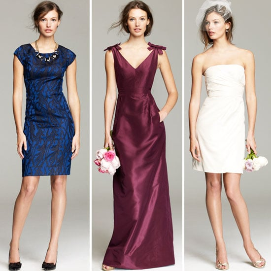 Peruse J.Crew's New Weddings and Holiday Collection