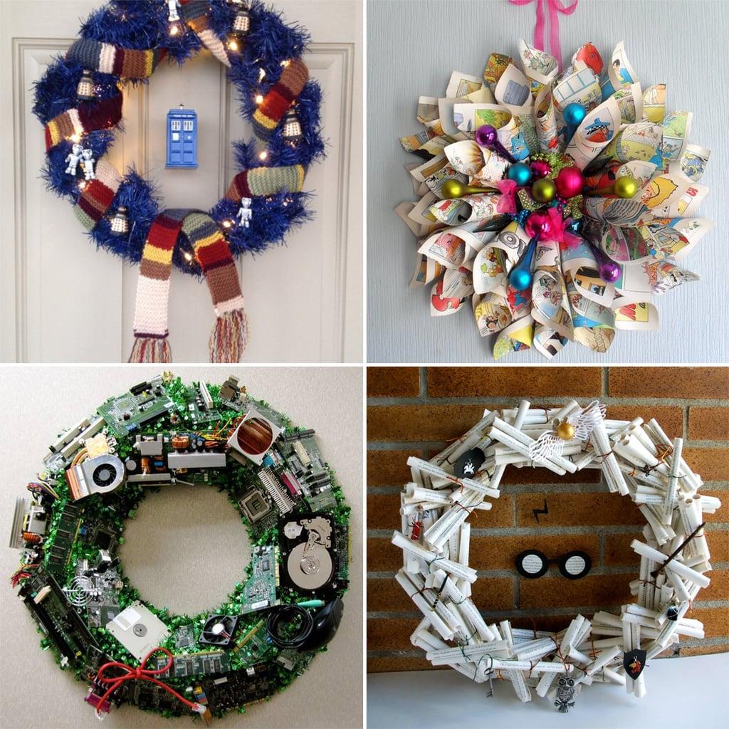 Geek Wreaths | POPSUGAR Tech